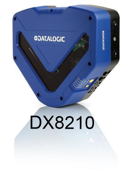 Datalogic DX8210 Laser scanner